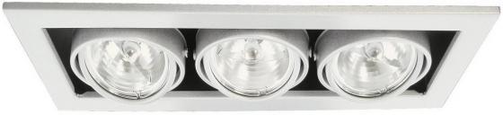 Встраиваемый светильник Arte Lamp Technika A5930PL-3SI встраиваемый светильник arte lamp technika a5930pl 3si