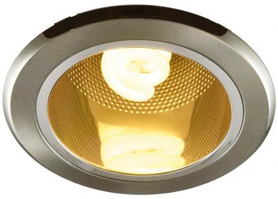 Встраиваемый светильник Arte Lamp General A8044PL-1SS встраиваемый светильник arte lamp accento a4009pl 1ss
