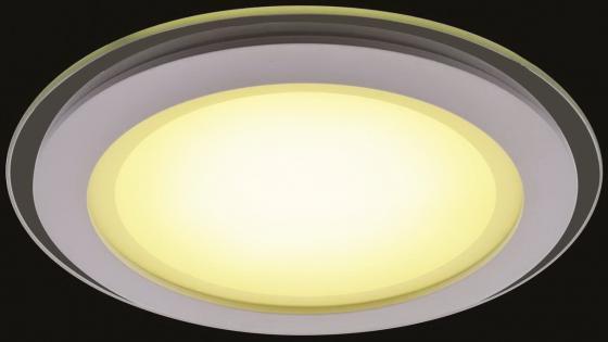 Встраиваемый светильник Arte Lamp Raggio A4118PL-1WH a4012pl 1wh raggio встраиваемый светильник
