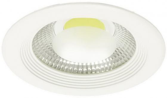 Встраиваемый светильник Arte Lamp Uovo A6410PL-1WH arte lamp встраиваемый светодиодный светильник arte lamp cardani a1212pl 1wh