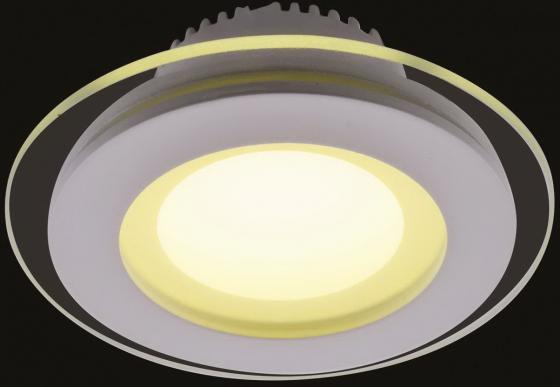 Встраиваемый светильник Arte Lamp Raggio A4106PL-1WH arte lamp встраиваемый светодиодный светильник arte lamp cardani a1212pl 1wh