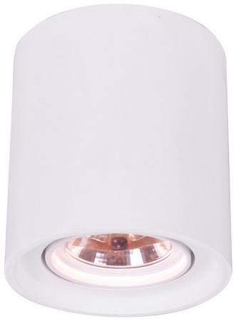 Встраиваемый светильник Arte Lamp Tubo A9262PL-1WH arte lamp встраиваемый светильник arte lamp tubo a9262pl 1wh