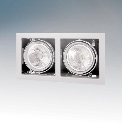 цена на Встраиваемый светильник Lightstar Cardano 111 214120