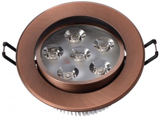 Встраиваемый светильник MW-Light Круз 637013206 mw light встраиваемый светильник mw light круз 637015401