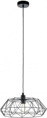 Подвесной светильник Eglo Carlton 2 49487 eglo настольная лампа eglo carlton 2 95789
