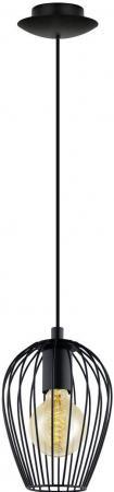 Подвесной светильник Eglo Newtown 49477 подвесная люстра eglo newtown 49479