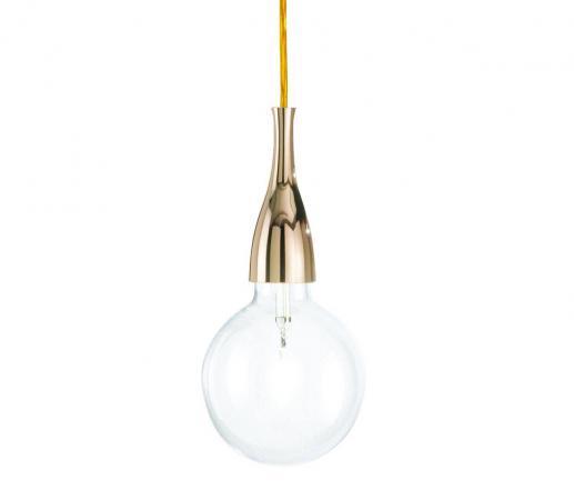 Подвесной светильник Ideal Lux Minimal SP1 Oro цена