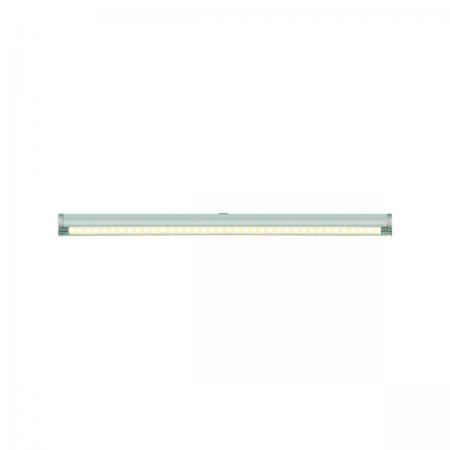 Подсветка накладная с датчиками (07728) Uniel ULE-F02-2W/WW/OS IP20 Silver подсветка накладная с датчиками 07731 uniel ule f02 4 5w nw os ip20 silver