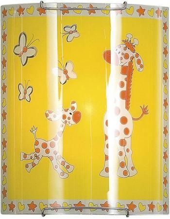 Настенный светильник Citilux Жирафы CL921001W citilux настенный светильник citilux жирафы cl917001