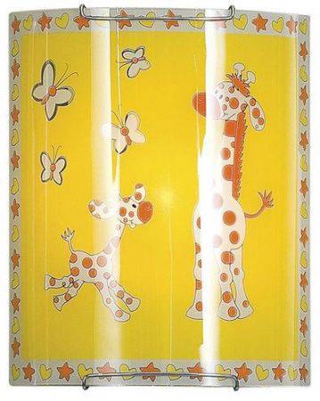Настенный светильник Citilux Жирафы CL921001 citilux настенный светильник citilux жирафы cl917001