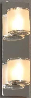 Настенный светильник Lussole Cappello LSQ-3401-02 lussole cappello lsq 3411 04