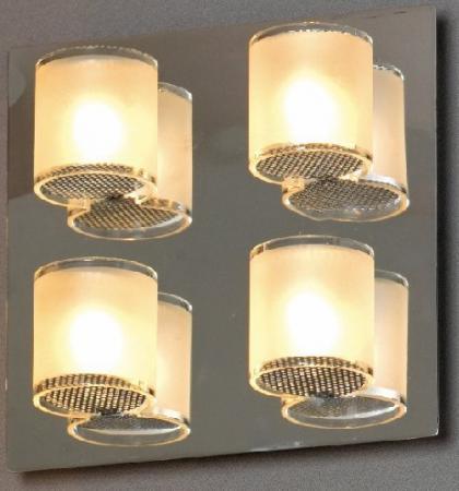 Настенный светильник Lussole Cappello LSQ-3401-04 lussole cappello lsq 3411 04