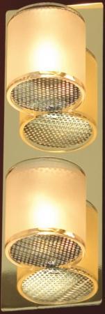 Настенный светильник Lussole Cappello LSQ-3411-02 lussole cappello lsq 3411 04