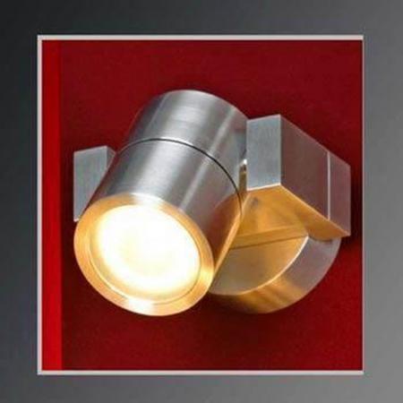 Настенный светильник Lussole Vacri LSQ-9501-01 lussole накладной светильник lussole lsq 4303 06