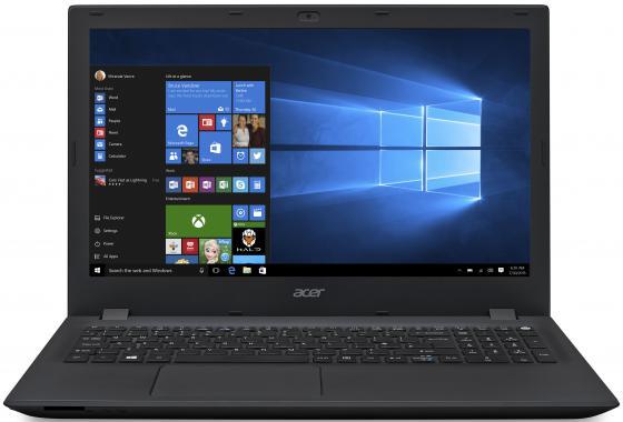 Ноутбук Acer Extensa EX2530-P4F7 15.6 1366x768 Intel Pentium-3556U 500 Gb 2Gb Intel HD Graphics черный Windows 10 Home NX.EFFER.010 ноутбук acer extensa 2530 55fj nx effer 014