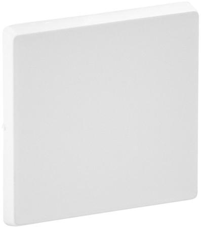 Лицевая панель Legrand Valena Life для выключателя 1-клавишного белый 755000