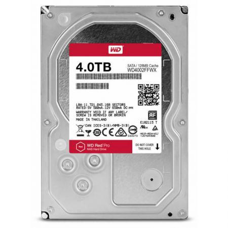 Жесткий диск 3.5 4 Tb 128Mb cache Western Digital SATAIII WD4002FFWX