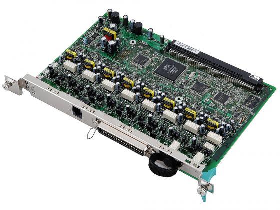 Плата дополнительных линий Panasonic KX-TDA0170XJ 8 внутренних гибридных портов для TDA100/200 атс panasonic kx tem824ru аналоговая 6 внешних и 16 внутренних линий предельная ёмкость 8 24 линий