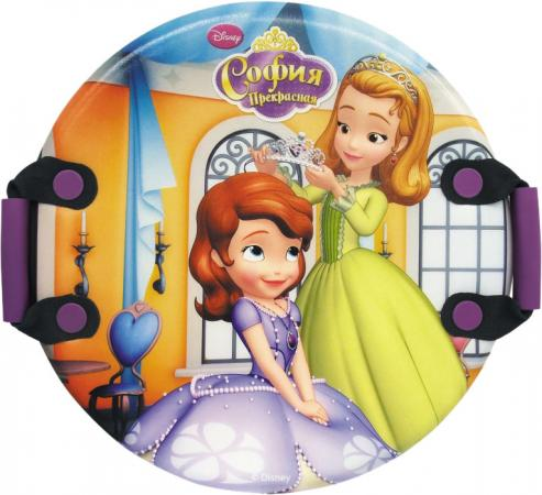 Ледянка 1toy «Disney» София Т57206 разноцветный рисунок ябольшой леггинсы солнечный денек