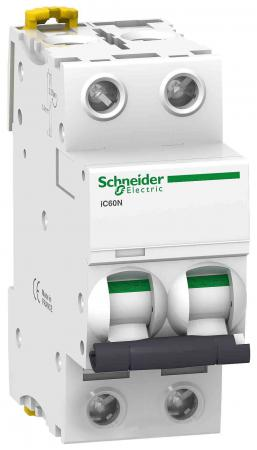 Автоматический выключатель Schneider Electric iC60N 2П 63A C A9F79263 tiered flutter sleeve top