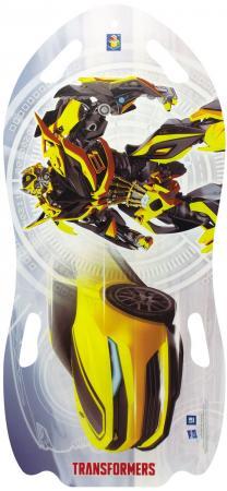 Ледянка 1toy Transformers ПВХ серый рисунок для двоих Т56912 для двоих для мальчиков