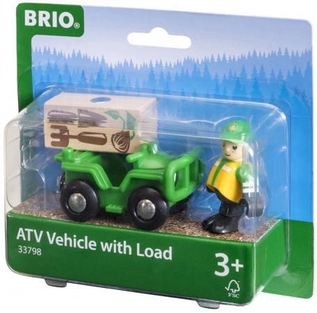 Вездеход с аксессуарами Brio