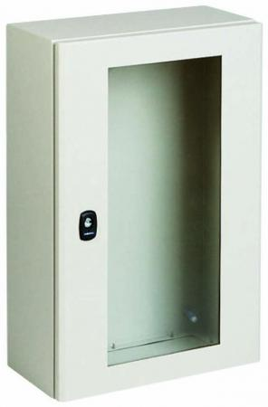 Шкаф электрический Schneider Electric S3D 12х8х3 NSYS3D12830T  шкаф электрический напольный schneider electric 600мм 33 модуля 8204