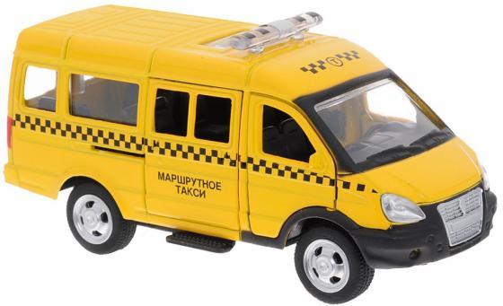 Интерактивная игрушка Play Smart 3221 такси от 3 лет жёлтый 6721 игрушка play smart газель 3221 пожарная р40526