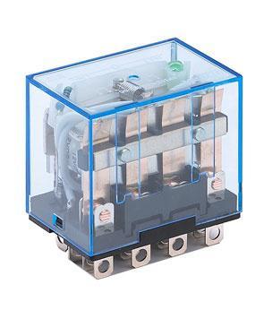 Промежуточное реле Schneider Electric ПР102-4-05-220-AC 23225DEK