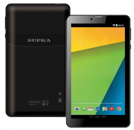 Планшет Supra M749 7 8Gb черный Wi-Fi 3G Bluetooth LTE Android M749