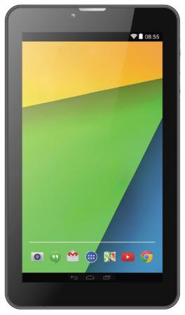 Планшет Supra M72EG 7 16Gb черный Wi-Fi Bluetooth 3G Android M72EG