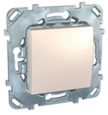 Заглушка Schneider Electric 45Х45мм бежевый MGU5.866.25ZD