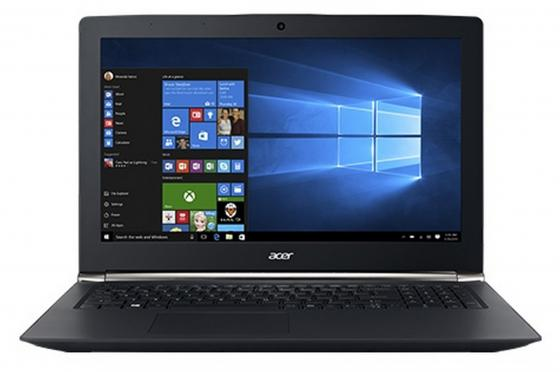 Ноутбук Acer Aspire VN7-572G-55J8 15.6 1366x768 Intel Core i5-6200U 500 Gb 8Gb nVidia GeForce GTX 950M 4096 Мб черный Windows 10 Home NX.G7SER.008 ноутбук acer aspire s5 371 59pm 13 3 1920x1080 intel core i5 6200u nx gcher 011