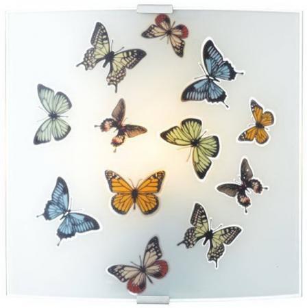 Настенный светильник Markslojd Butterfly 105435 настенный светильник markslojd butterfly 105435