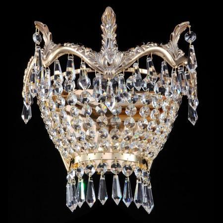 Настенный светильник Maytoni Versailles DIA585-WB01-WG