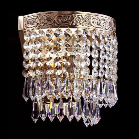 Настенный светильник Maytoni Palace A890-WB1-G потолочная люстра maytoni palace a891 pt80 g