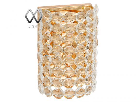Настенный светильник MW-Light Венеция 276024102 mw light венеция 276014207