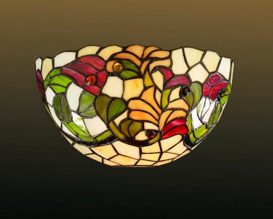 Настенный светильник Odeon Flora 2268/1W бра 2268 1w flora odeon 700125