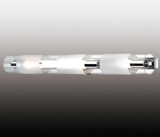 Настенный светильник Odeon Lemo 2743/3W настенный светильник odeon light lemo арт 2743 4w