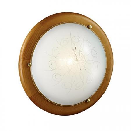 Настенный светильник Sonex Kalda 125 дефлекторы окон vinguru toyota yaris ii xp9 2005 2012 vitz ii xp90 2005 2010
