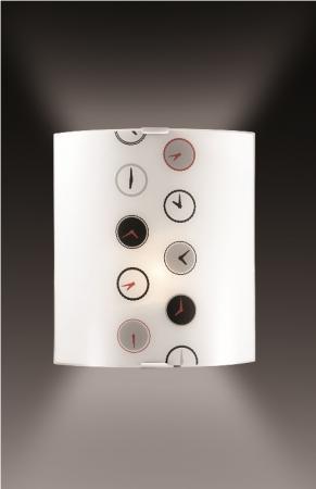Настенный светильник Sonex Time 1236/A накладной светильник sonex time 1236 a