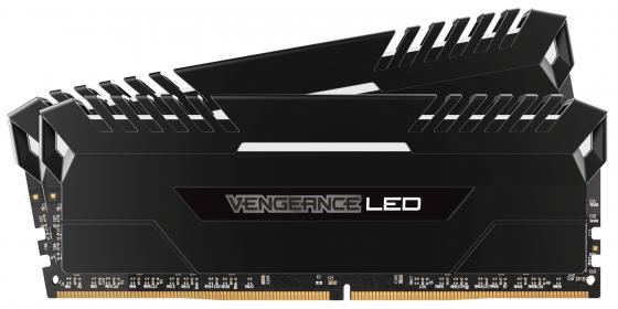 Оперативная память 32Gb (2x16Gb) PC4-21300 2666MHz DDR4 DIMM Corsair CMU32GX4M2A2666C16 оперативная память 16gb pc4 21300 2666mhz ddr4 dimm corsair cmk16gx4m1a2666c16