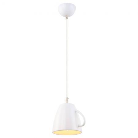 Подвесной светильник Arte Lamp Cafeteria A6605SP-1WH цена