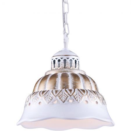 Подвесной светильник Arte Lamp Chiesa A2814SP-1WG бра arte lamp chiesa a2814ap 1wg