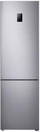 Холодильник Samsung RB37J5271SS серебристый холодильник samsung rs552nrua9m