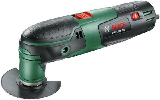Многофункциональная шлифмашина Bosch PMF 220 CE 220Вт 603102020 инструмент многофункциональный bosch pmf 220 ce 220вт