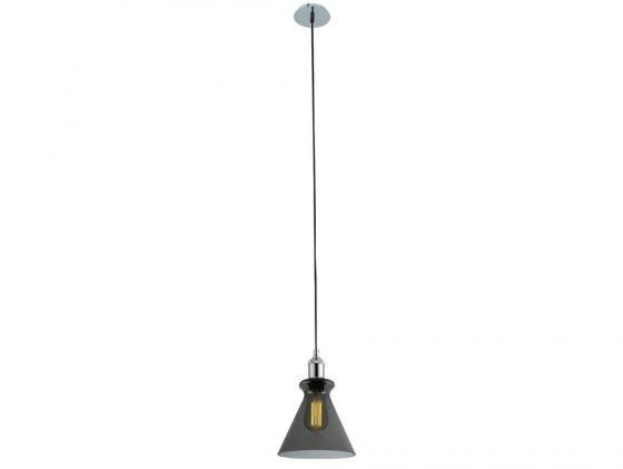 Подвесной светильник Crystal Lux Campanella SP1 Smoke подвесной светильник crystal lux campanella sp1 smoke