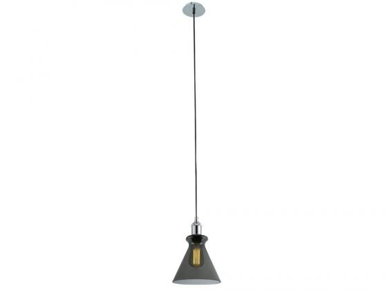 Подвесной светильник Crystal Lux Campanella SP1 Smoke crystal lux светильник подвесной crystal lux campanella sp1 smoke