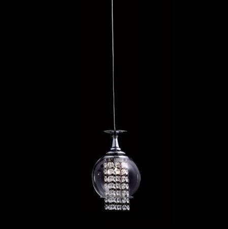 Купить Подвесной светильник Crystal Lux Chik SP1 Chrome