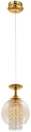 Подвесной светильник Crystal Lux Chik SP1 Gold